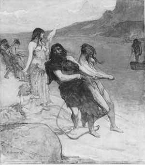 l'image de l'homme préhistorique - Page 4 Gind_08b