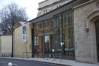 Fig 2 Entrance With Street Sign Publicity For Matisse Rodin Hotel Biron 79 Rue De Varenne Paris Photograph C Caterina Y Pierre
