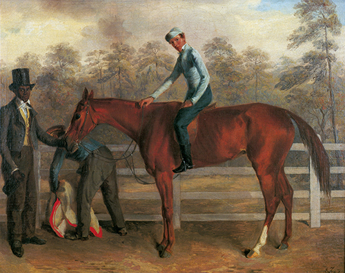 Art 1825 Henry Alken Sporting Print ~ Racing Saddling ~ Horse To Win Warm Praise From Customers
