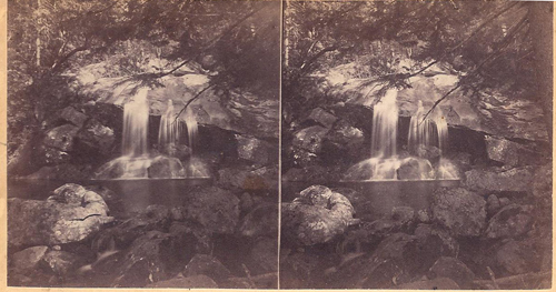 Painters Eye In Many Of The Bierstadt Brothers Stereographs They Have A Signature Compositional Style And Number Characteristic Qualities That