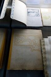 34, Haus Schulenburg, Gera. Book Exhibition, Tropon Product Wrapping Paper;  Lu0027Art Decoratif, No. 1 (October 1898), Entire Issue On Henry Van De Velde,  ...