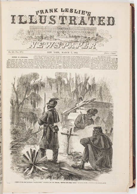 Landscape Imagery In Popular Representations Of African American