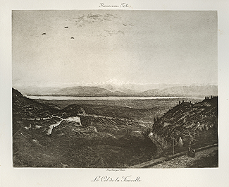 New Discoveries: Théodore Rousseau\'s View of Mont Blanc, Seen from ...