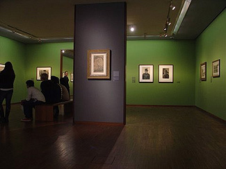 Installation View (Room 1): Central Panel, Sorrow (F 929a), April 1882, The  Hague, Pencil, Pen, And Black Ink, Walsall, The New Art Gallery, Garman  Ryan ...