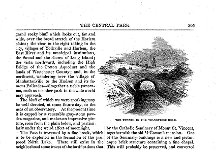 Richards, Guide to the Central Park, page 305