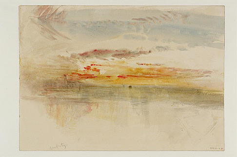 Gephart reviews Turner and the Sea