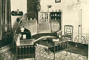 Fig 11 for Innendekoration 1902