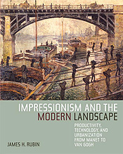 cover image, Impressionism and the Modern Landscape