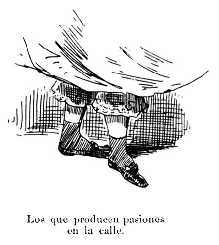 dd23f42b2dce9 10, Detail, Victor Patricio Landaluze, La fisiología del calzado (The  physiology of footwear), Don Junípero 2, no. 27, (April 2, 1864): 213.  Hathitrust.org,