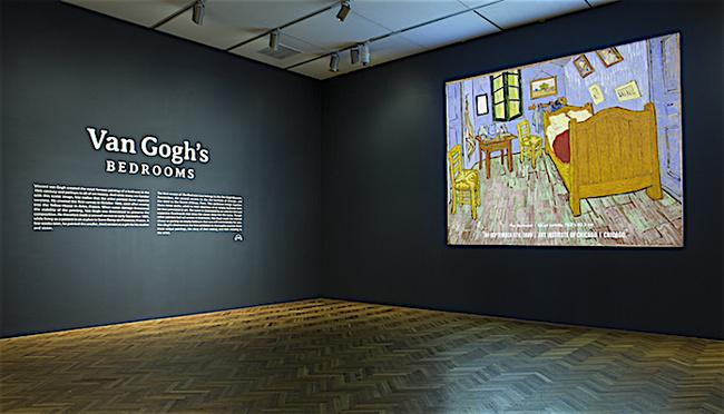 Kim reviews Van Gogh\'s Bedrooms