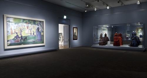 Impressionist Painting Art Institue Of Chicago