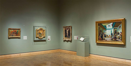 Whitmore reviews Delacroix and the Rise of Modern Art